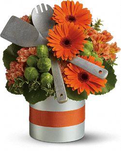 Teleflora's Top Chef Culinary Classic Flowers, Teleflora's Top Chef Culinary Classic Flower Bouquet - Teleflora.com