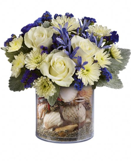 Teleflora's Summertime Surf Flowers