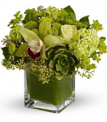 Teleflora's Rainforest Bouquet Flowers