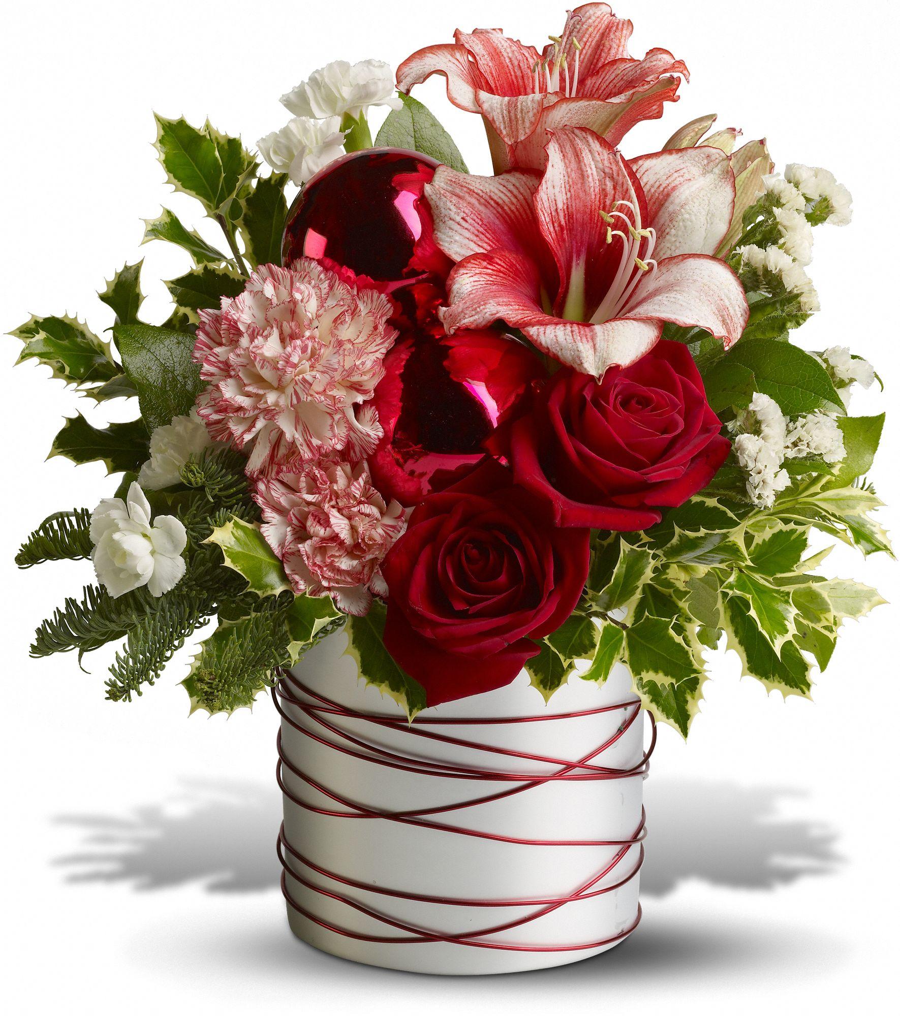 Winter Bouquet: Order Flowers: 5 Wonderful Winter Flower Bouquets With