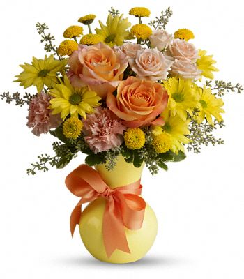 Teleflora's Heart Warmer Flowers