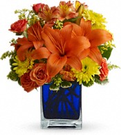 Teleflora's Summer Nights Flowers