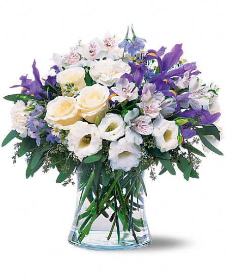 Blissful Bouquet Flowers