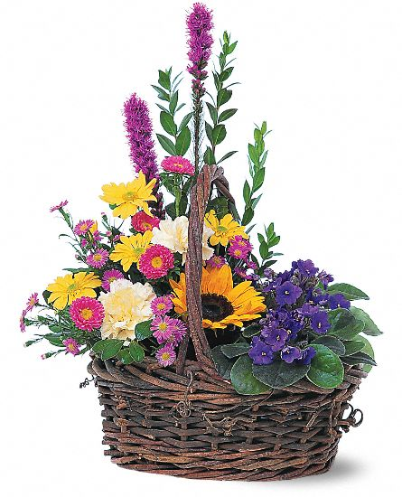 Basket of Glory Gift Basket