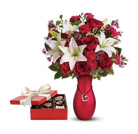 Heartstrings Gift Set 1 Flowers