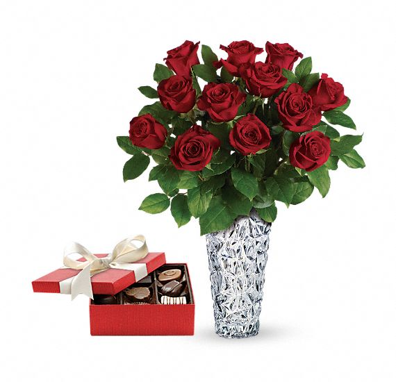 Sparkling Beauty Gift Set 1 Flowers