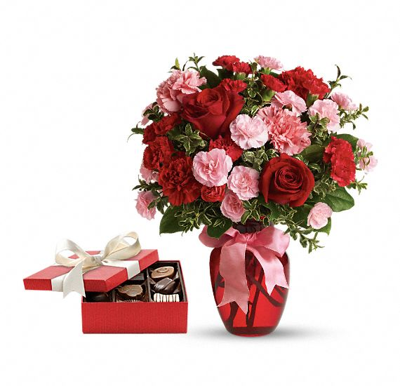 Dance with Me Gift Set Flowers