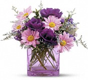 Teleflora's Lavender Sunset Bouquet Flowers