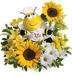 Fleurs Bouquet portez-vous bien