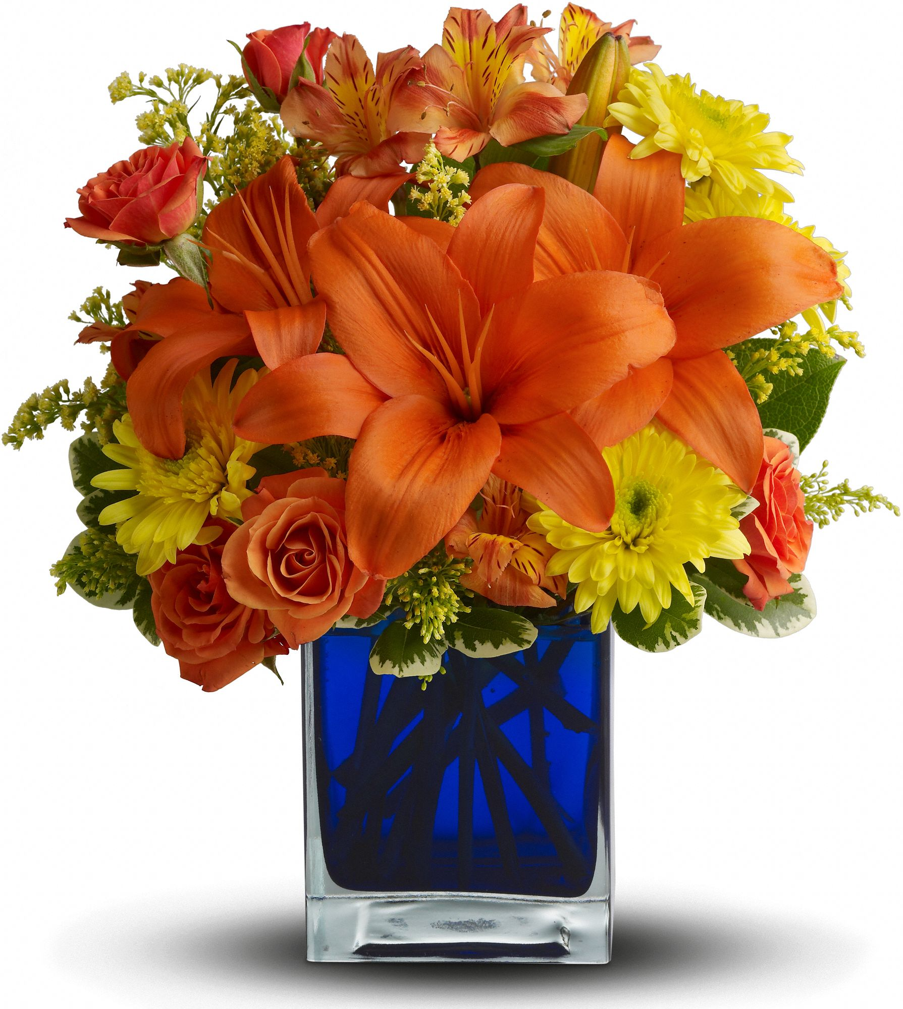 Summer Nights By Teleflora Flowers, Summer Nights By