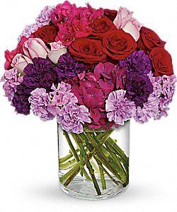 Roman Holiday Flowers