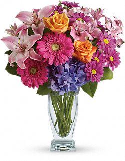 Wondrous Wishes Flowers