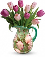 Teleflora's Pitcher Perfect Bouquet Flowers