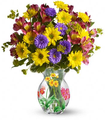Teleflora's Thank You Bouquet Flowers