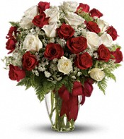 Love's Divine Bouquet - Long Stemmed Roses - Premium