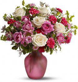Bouquet La vie en roses