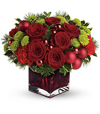 Teleflora's Merry & Bright Flowers