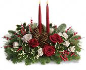 Christmas Wishes Centerpiece, picture