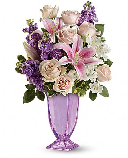 Always Elegant Bouquet by Teleflora Flowers