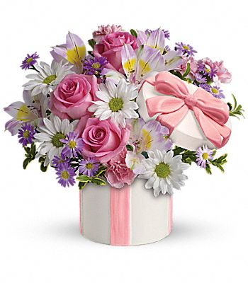 Teleflora's Spring in Bloom Bouquet Flowers