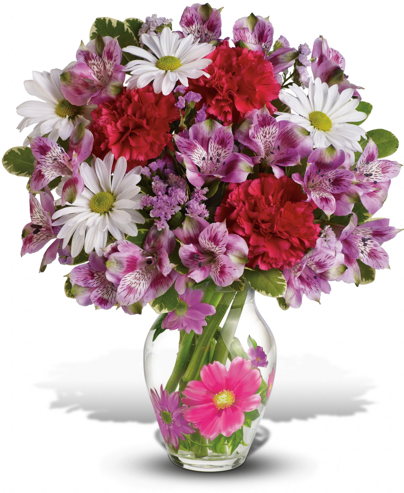 Teleflora's Blooms of Love Bouquet Flowers