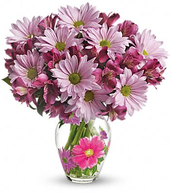 Teleflora's Love You Bunches Bouquet Flowers