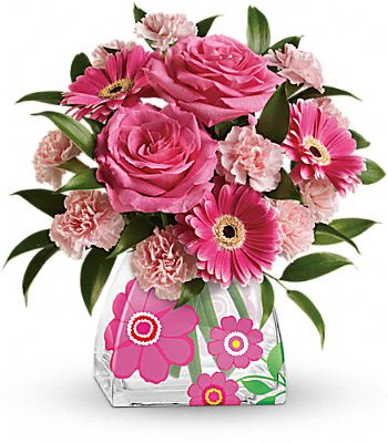 Teleflora's Hooray Bouquet Flowers