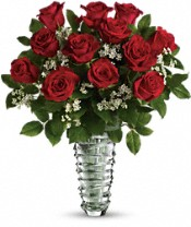 Beautiful Bouquet - Long Stemmed Roses Flowers
