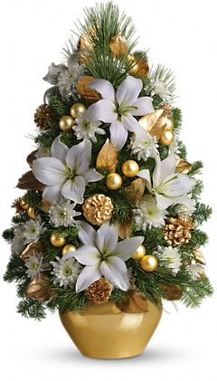 Celebration Tree Flowers, Celebration Tree Flower Bouquet - Teleflora.com :  home decorating