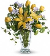 Fleurs Rhapsodie du printemps