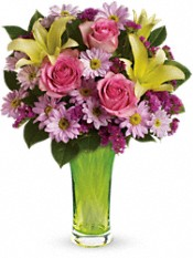 Teleflora's Bring On Spring Bouquet Flowers