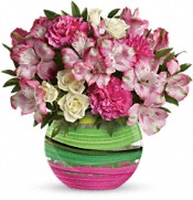 Spring Artistry Bouquet by Teleflora Flowers