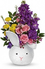 Hoppy Easter Bouquet by Teleflora Flowers