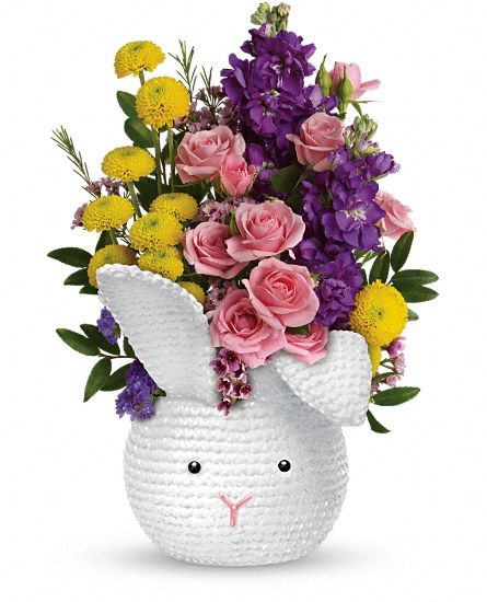 Teleflora's Hoppy Easter Bouquet