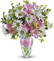 Teleflora's Sweet Blossoms Bouquet Flowers