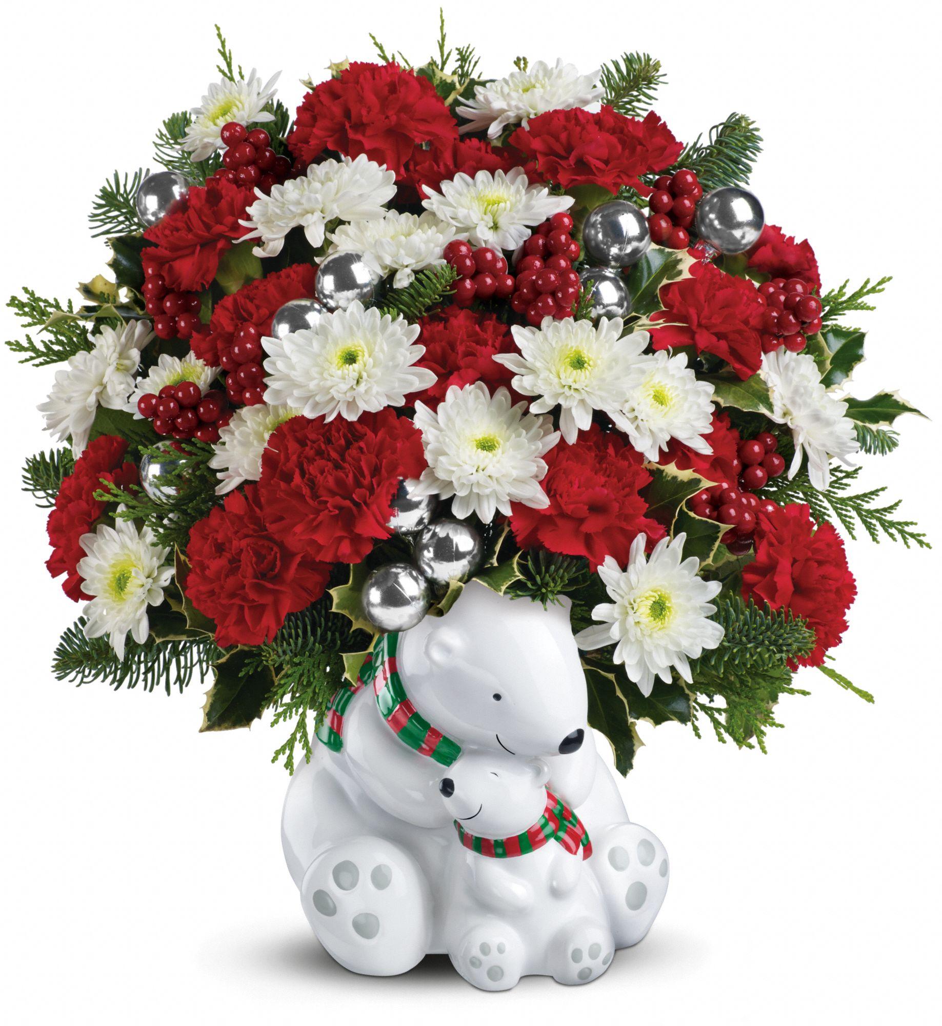 Cuddle Bears Bouquet