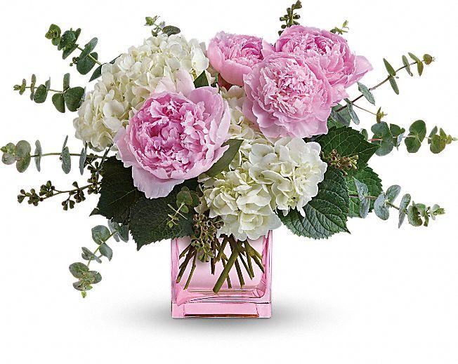 Teleflora's Pretty in Peony Flowers