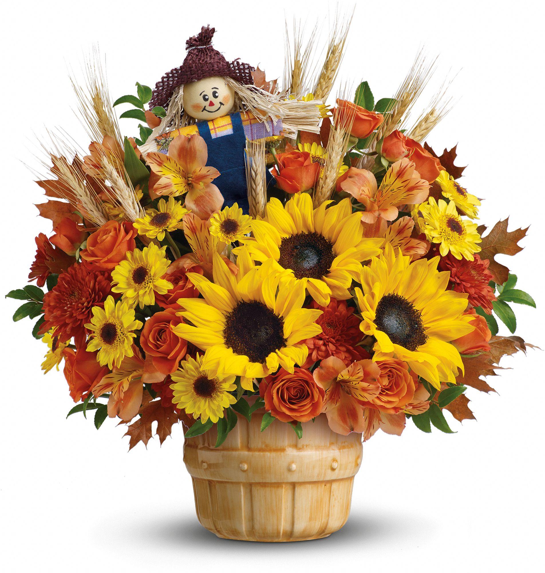 Fall Seasonal Bouquets