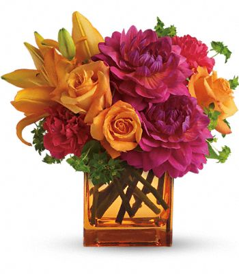 Teleflora's Summer Chic Flowers