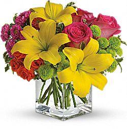 Sunsplash Flowers