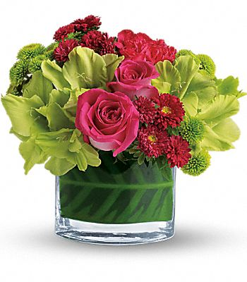 Teleflora's Beauty Secret Flowers