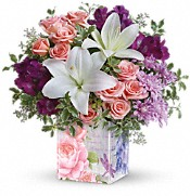 Grand Garden Bouquet Flowers