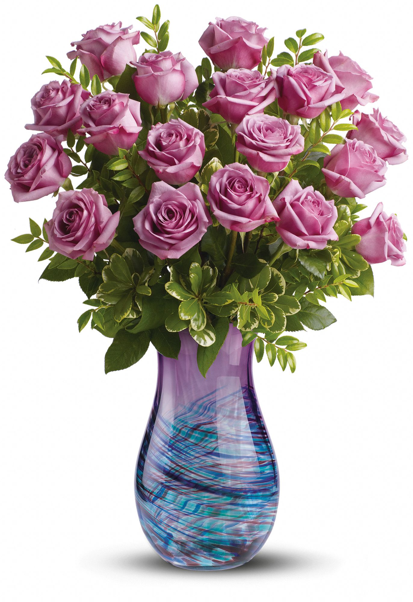 Teleflora's Deeply Loved Rose bouquet for Mother's Day