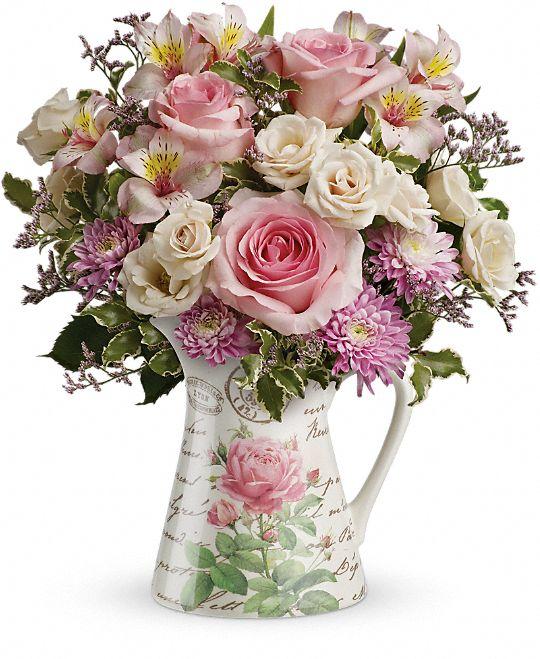 Teleflora's Fill My Heart Bouquet Flowers