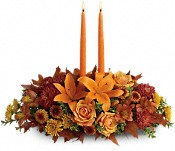 Family Gathering Centerpiece Flowers