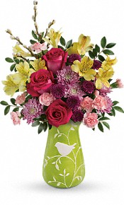 Teleflora's Hello Spring Bouquet Flowers