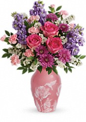 Teleflora's Love And Joy Bouquet Flowers
