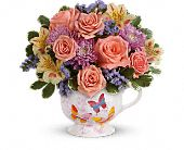 Butterfly Sunrise Bouquet, picture