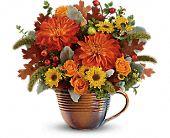 Teleflora's Autumn Sunrise Bouquet, picture