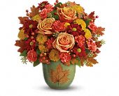 Teleflora's Heart Of Fall Bouquet, picture